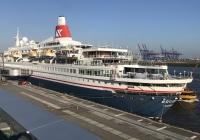 2018 Kreuzfahrtschiff MS Boudicca