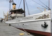 2018 Dampfschiff Schaarhörn